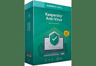 Kaspersky Anti-Virus (Code in a Box) - [PC]