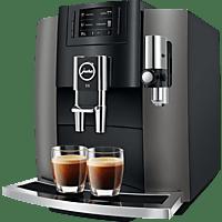 JURA E8 Kaffeevollautomat Dark Inox