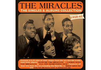 The Miracles - The Miracles - The Singles & Albums Collection: 1958-1662 - (CD)