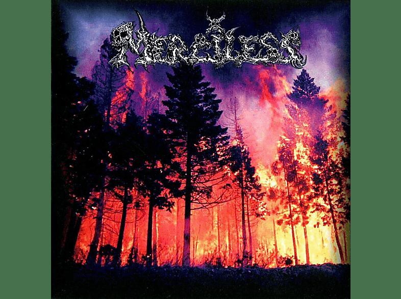 Merciless - Merciless (Ltd.Marble Orange-Black LP) [Vinyl]