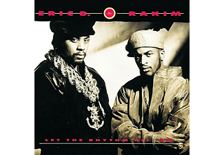 Eric B. & Rakim - Let the Rhythm Hit'Em LP
