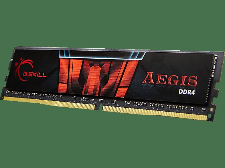 G.SKILL Aegis PC Arbeitsspeicher 16 GB DDR4