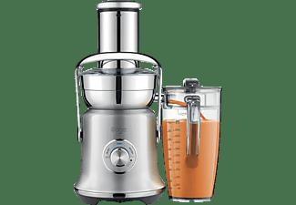 SAGE SJE830BSS2EEU1 The Nutri Juicer Cold XL Entsafter 1500 Watt, Silber/Transparent