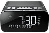 PURE 149584 Siesta S6  Radio-Wecker (Grau)