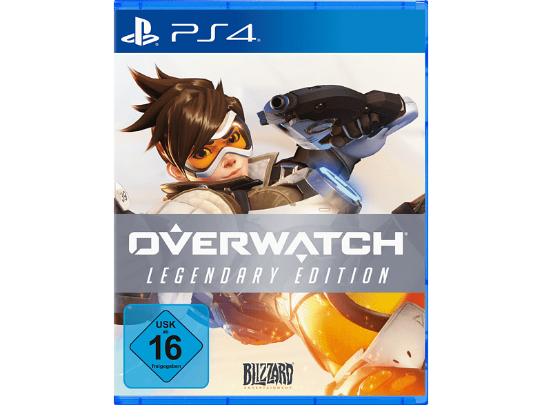 Overwatch - Legendary Edition [PlayStation 4]