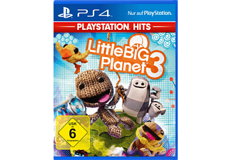 PlayStation Hits: Little Big Planet 3 - [PlayStation 4]
