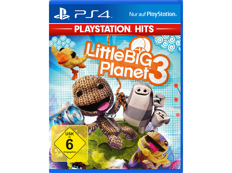 PlayStation Hits: Little Big Planet 3 [PlayStation 4]