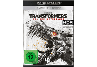 Transformers 4 - Ära des Untergangs - (4K Ultra HD Blu-ray + Blu-ray)
