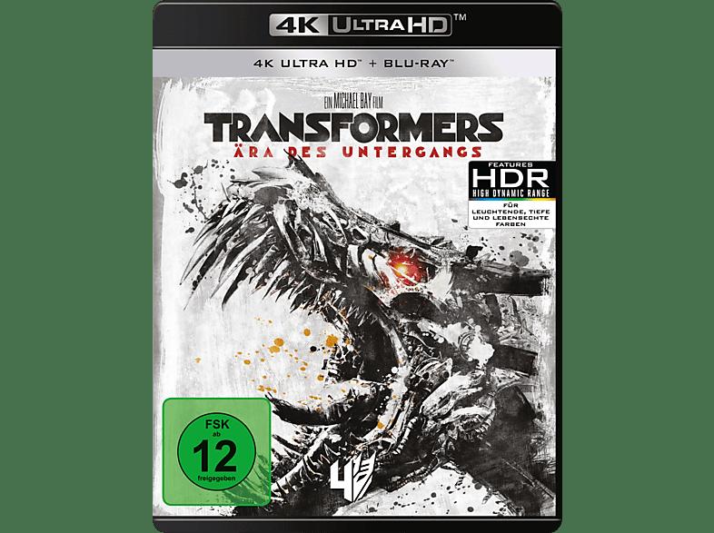 Transformers 4 - Ära des Untergangs [4K Ultra HD Blu-ray + Blu-ray]