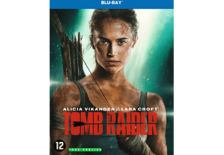 Tomb Raider (2018) | Blu-ray