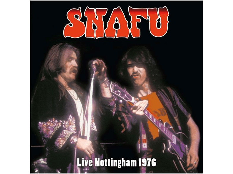 Snafu - Live Nottingham 1976 [Vinyl]