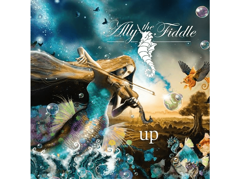 Ally The Fiddle - UP [CD]