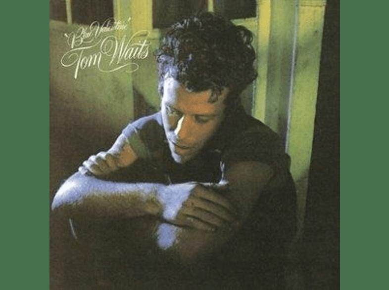 Tom Waits - Blue Valentine (Remastered)-Transparent Blue Vinyl [Vinyl]