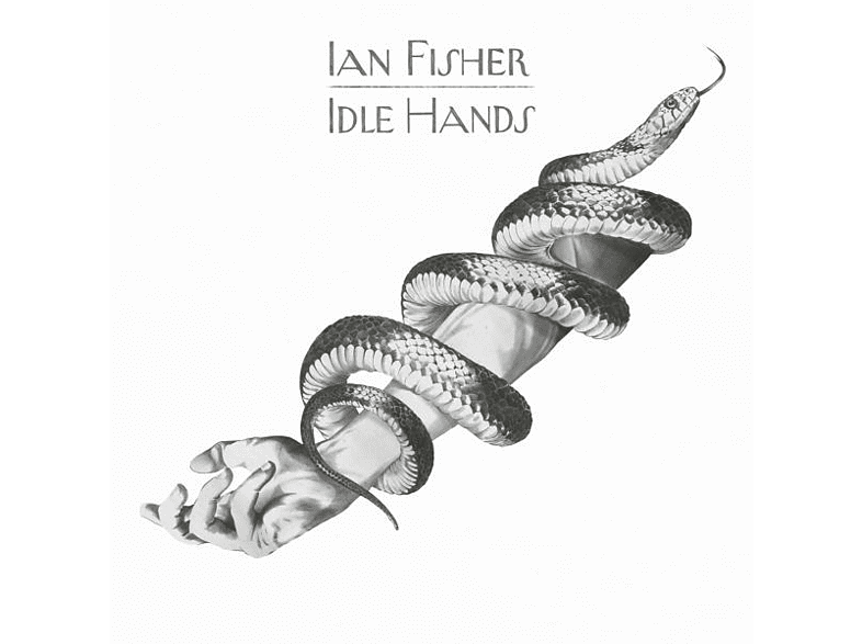 Ian Fisher - Idle Hands (+Poster/Download) [LP + Download]