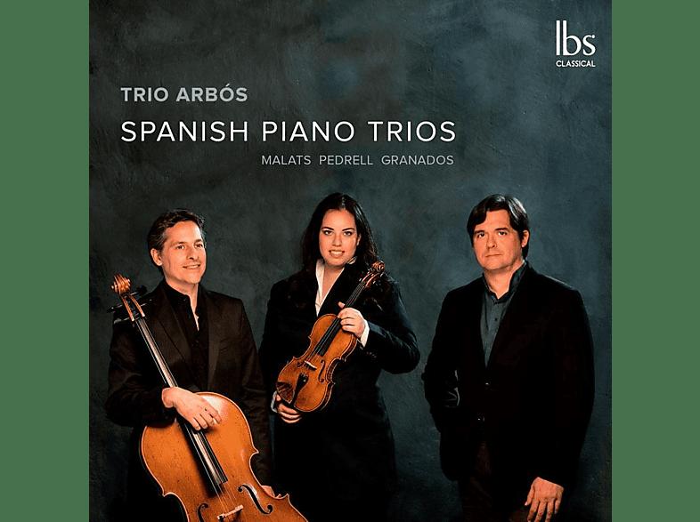 Arbos Trio - Spanish Piano Trios [CD]