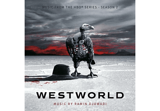 Ramin Djawadi - Westworld: SeaSon.2/Music from the HBO Series/OST - (CD)
