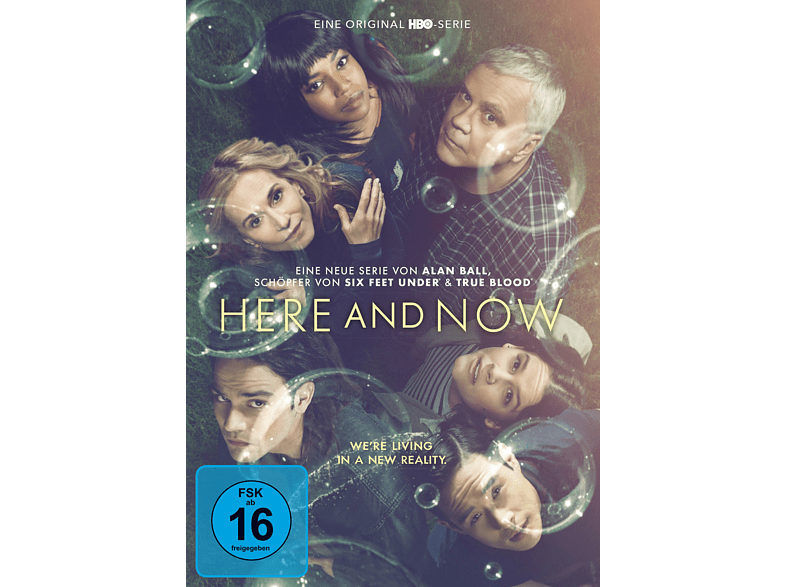 Here and Now - Staffel 1 [DVD]