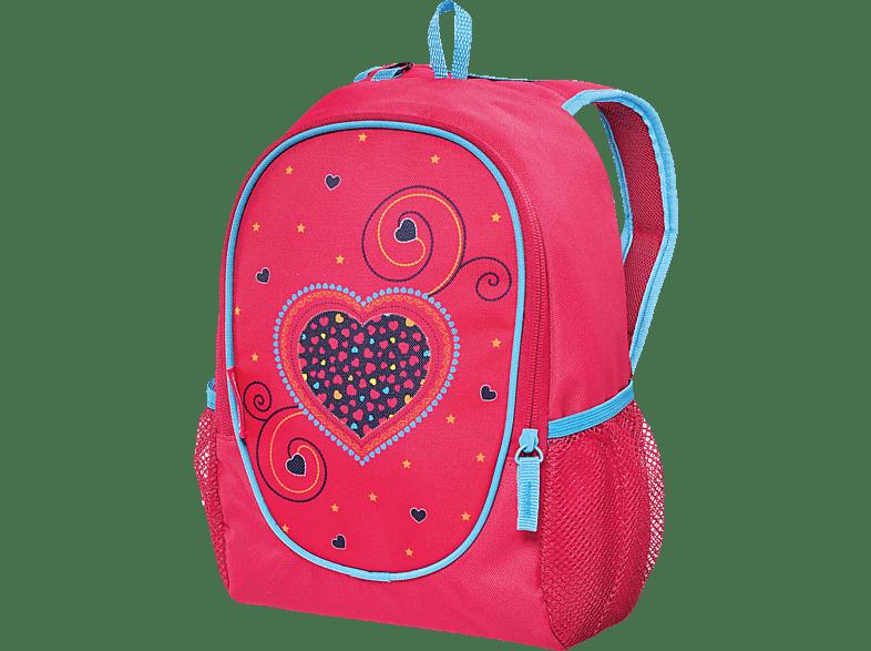 HERLITZ Rookie Pink Hearts Kinderrucksäcke/Taschen