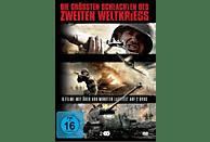 Die größten Schlachten des Zweiten Weltkriegs [DVD]