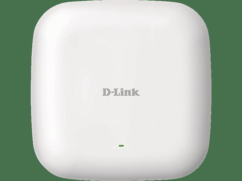 PoE Access Point D-LINK DAP-2610 Wireless AC1300 Wave2 Parallel-Band 1000 Mbit/s