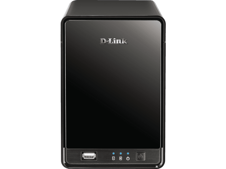 Netzwerkvideorekorder D-LINK DNR-322L mydlink 1