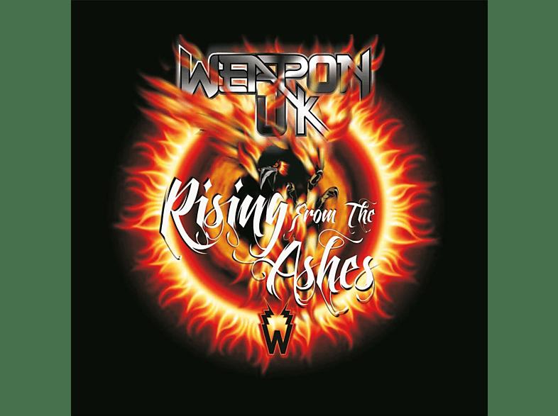Weapon Uk - Rising From The Ashes (Black Vinyl) [Vinyl]