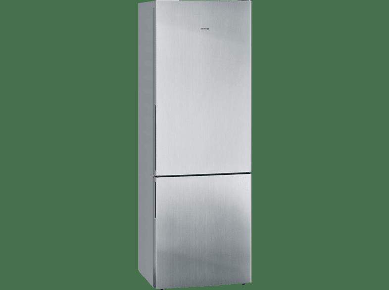 SIEMENS KG49E2I4A  Kühlgefrierkombination (A+++, 190 kWh/Jahr, 2010 mm hoch, inox-antifingerprint)