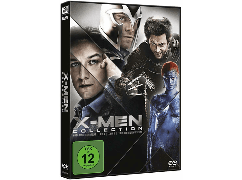 X-MEN MOVIES COLLECTION [DVD]