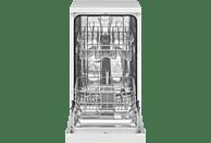 BOMANN GSP 861 WEISS  Geschirrspüler (freistehend, 448 mm breit, 49 dB (A), A++)