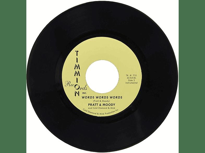 Pratt & Moody - WORDS WORDS WORDS (FT. COLD DIAMOND & MI) [Vinyl]