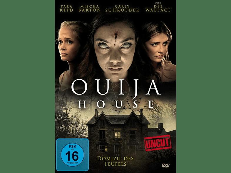 Ouija House-Domizil des Teufels [DVD]