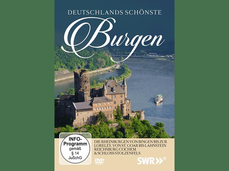 Deutschlands schönste Burgen [DVD]