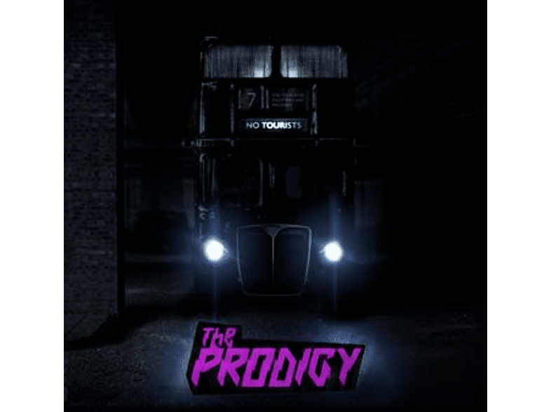 The Prodigy - No Tourists [CD]