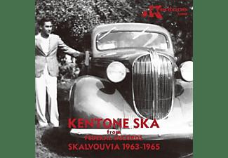 VARIOUS - Kentone Ska From Federal Records: Skalvouvia 63-65  - (CD)