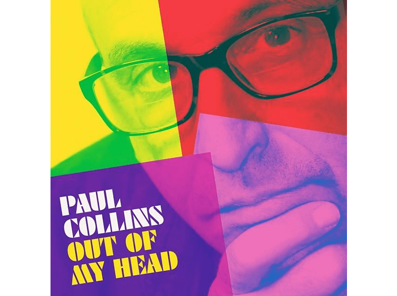 Paul Collins - Out Of My Head [CD]