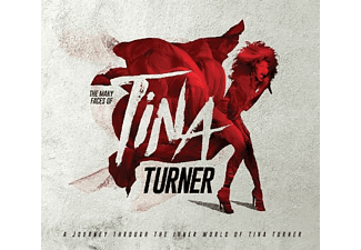 Tina Turner, VARIOUS - Many Faces Of Tina Turner - (CD)