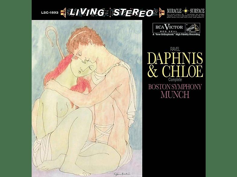 Boston Symphony Orchestra - Daphnis And Chloe [CD]