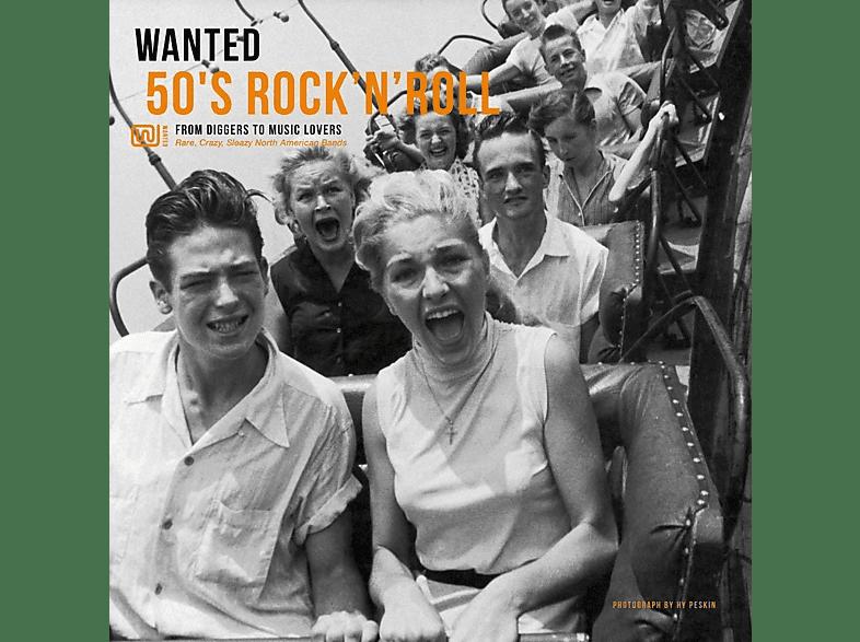 VARIOUS - Wanted 50's Rock'n'Roll [Vinyl]