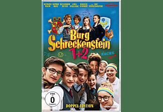 Burg Schreckenstein 1+2 DVD