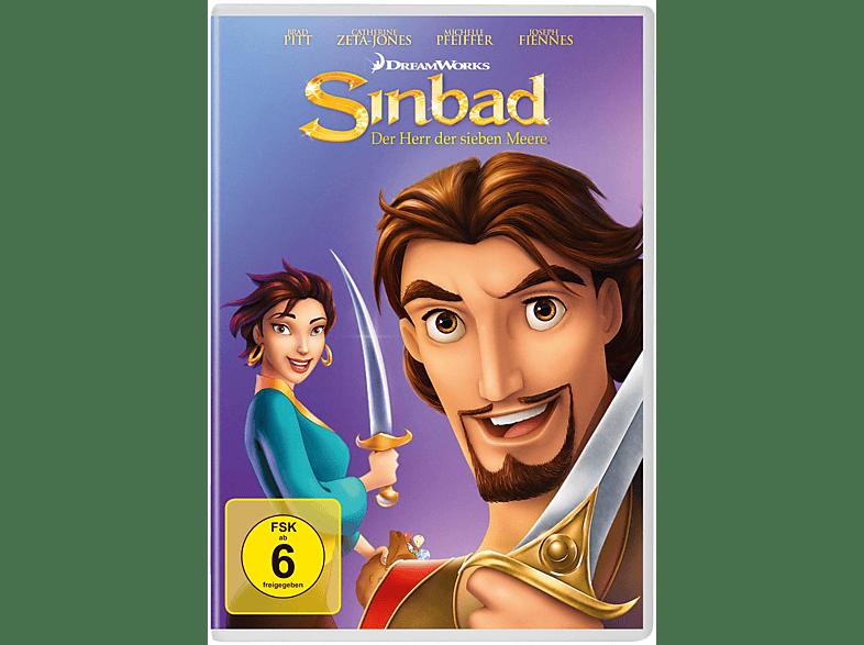 Sinbad - Der Herr der sieben Meere - Neuauflage [DVD]