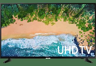 SAMSUNG Fernseher NU7091 55 Zoll UHD HDR Smart TV