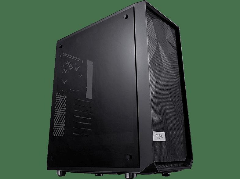 FRACTAL DESIGN FD-CA-MESH-C-BKO-TG PC-Gehäuse