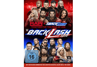 WWE Backlash 2018 [DVD]