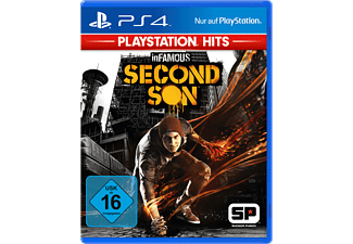 PlayStation Hits: inFAMOUS: Second Son - [PlayStation 4]