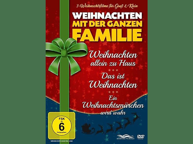 Weihnachten mit der ganznen Familie [DVD]