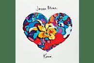 Jason Mraz - Know. [CD]