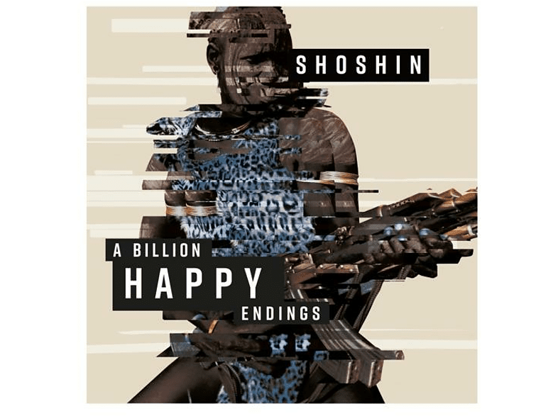 Shoshin - A Billion Happy Endings [CD]