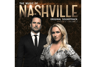 Nashville Cast - The Music Of Nashville Season 6.2  - (CD)