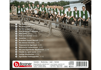 Die Pfaffenwinkler - Seeseiten  - (CD)