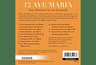 VARIOUS - 12 Ave Maria [CD]